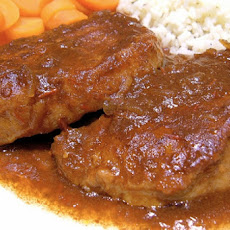 Cola Pork Chops