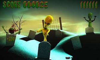 Screenshot of Zombie Takedown