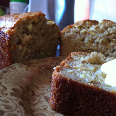Buttermilk Banana-Zucchini Bread