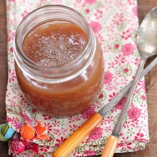 Toffee Sauce Dessert Recipes