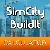 APK Game Calculator for SimCity BuildIt for iOS