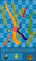 Screenshot of Chutes and Ladders