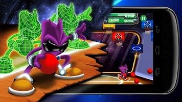 Screenshot of Space Ball