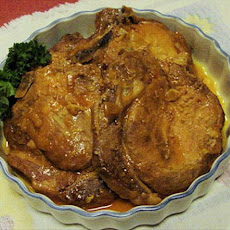 Catalina Crock Pot Pork Chops