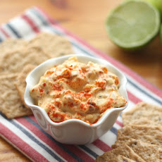 Chipotle and Lime Egg Salad (a.k.a. Deviled Egg Dip)