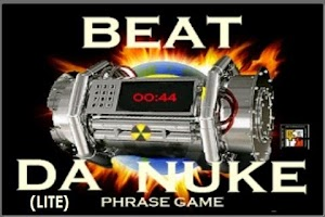 Screenshot of Beat Da Nuke Phrase Game(lite)
