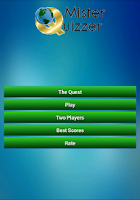 Screenshot of Mister Quizzer - Geo Quiz