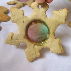 Shining Star Cookies