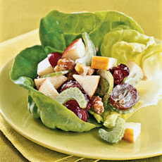Updated Waldorf Salad