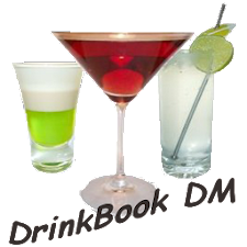 DrinkBook DM Swe