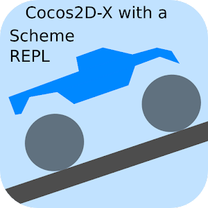 Scheme REPL with Cocos2Dx