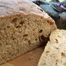 Sun-Dried Tomato Rosemary Bread (Abm)