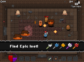 Screenshot of bit Dungeon