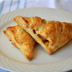 Easy Peach Turnovers