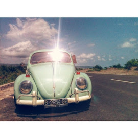 VW kodok by Nanang Kusuma - Instagram & Mobile Instagram ( afterlight )