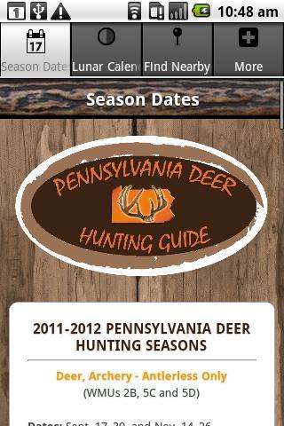 PA Deer Hunting Guide