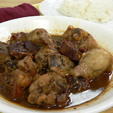 Islands Chicken & Pork Filipino Adobo