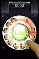 Screenshot of Rotary Phone