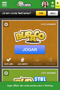 Buraco NetCartas- screenshot thumbnail