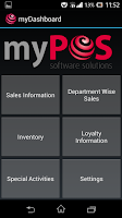 Screenshot of myPOS