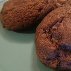 Almond Chocolate Cookies