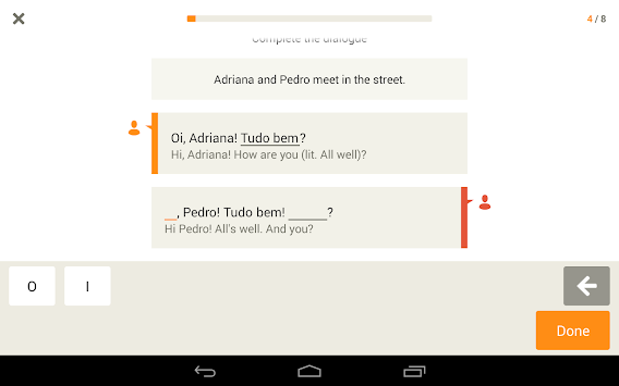 Learn Portuguese With Babbel APK screenshot thumbnail 12