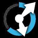 CircleAlarm (Holo Alarm Clock) icon