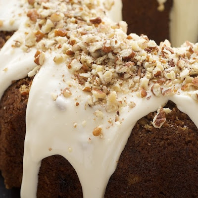 Hummingbird Bundt Cake