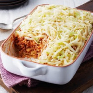 Unstuffed Cabbage Bake Recipes