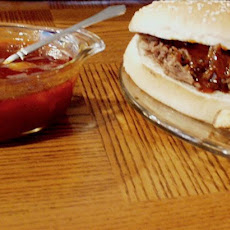 North Carolina Barbecue Sandwich Sauce