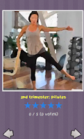 Screenshot of Pregnancy Exercise & Workout