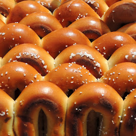 pretzel by Sangeetha Selvaraj - Food & Drink Cooking & Baking ( bread., pretzel, bake,  )