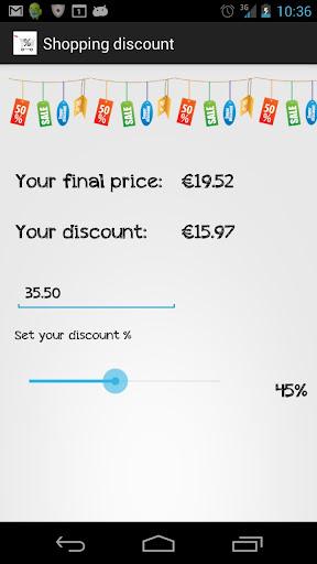 【免費購物App】Shopping Discount-APP點子