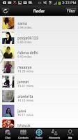 Screenshot of India ChatApp - India Chat