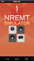 Screenshot of NREMT Simulator - Exam Prep
