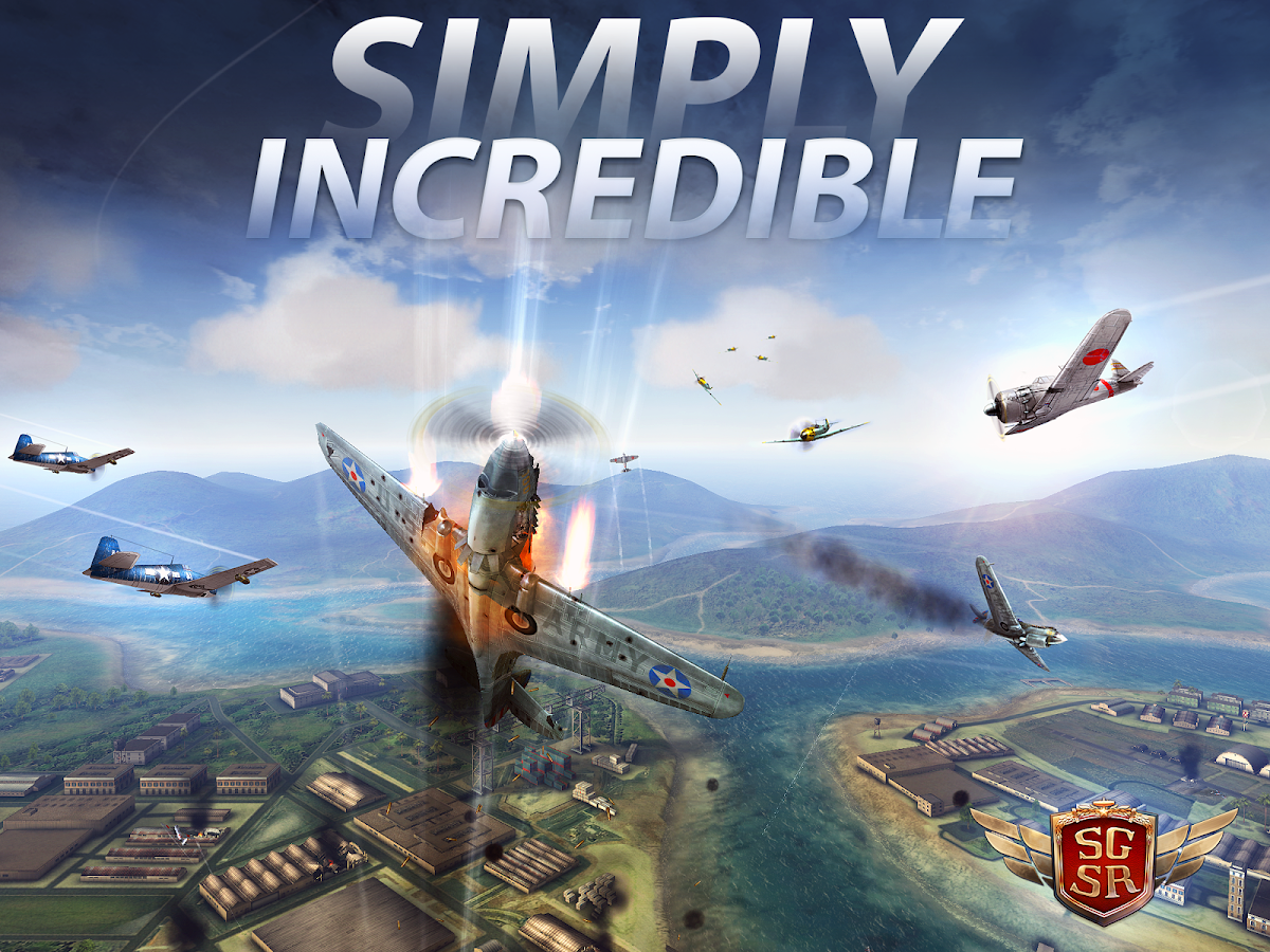 Sky Gamblers: Storm Raiders Screenshot 0