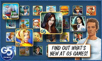 Screenshot of Games Navigator – By G5 Games