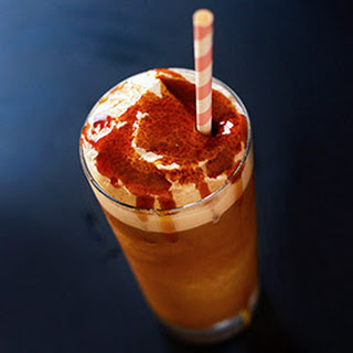3-Ingredient Caramel Frappe