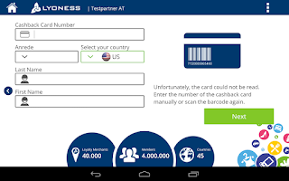 Screenshot of Lyoness MTERM