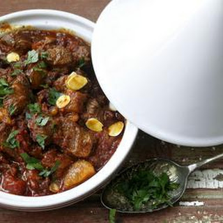Moroccan Spiced Lamb Tagine Recipes
