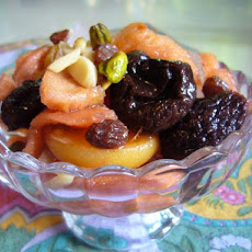 Iced-Fruit Salad (Chozhaffe)