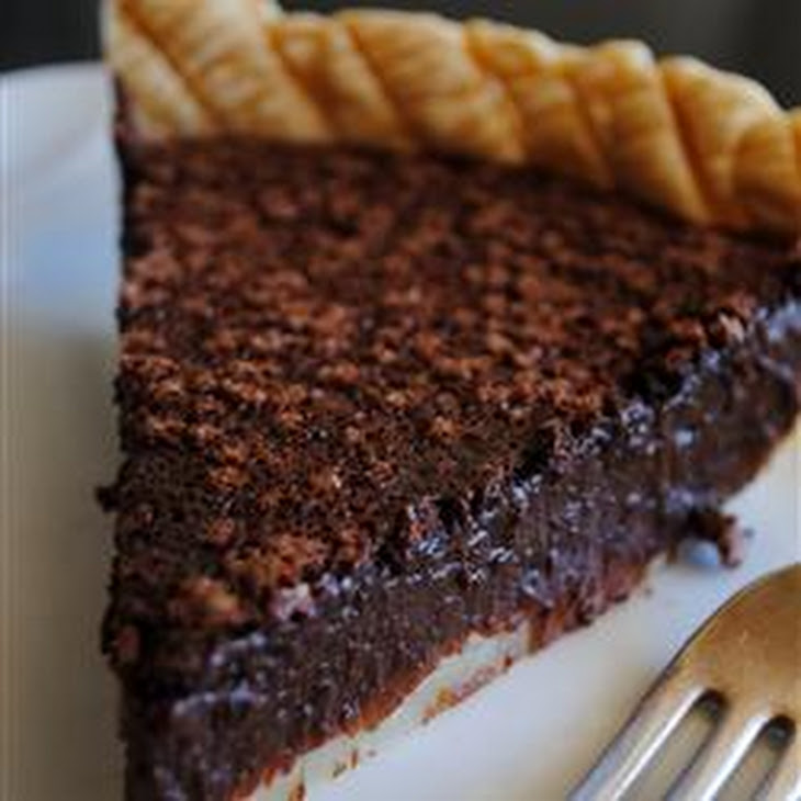 Chocolate Chess Pie II Recipe | Yummly