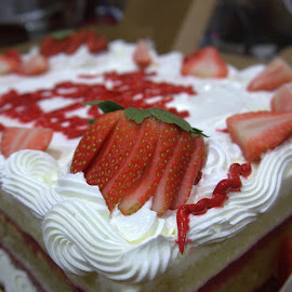 Our varied BELIEFS & backgrounds are ICINGour SHARED HUMANITY is CAKE photo by_ manju by Manju AK - Food & Drink Candy & Dessert