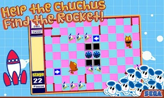 Screenshot of ChuChu Rocket!™