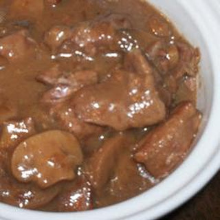 Beef Stew With Red Wine And Cream Of Mushroom Soup Recipes
