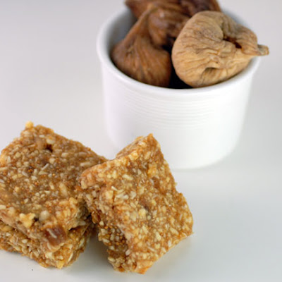 Vanilla Fig Bars