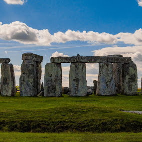 Stonehenge by Jennifer Tsang - Buildings & Architecture Statues & Monuments ( uk, england, stonehenge, monument, united kingdom )