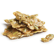 Peppery Pepita Brittle