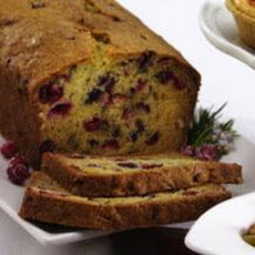 Diabetic Cranberry Nut Bread