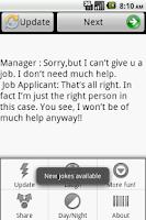 Screenshot of Jokie (Jokes)